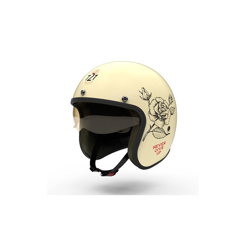 Casco Hawk 721 Never Give Up S