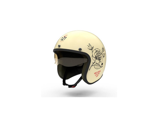 Casco Hawk 721 Never Give Up M