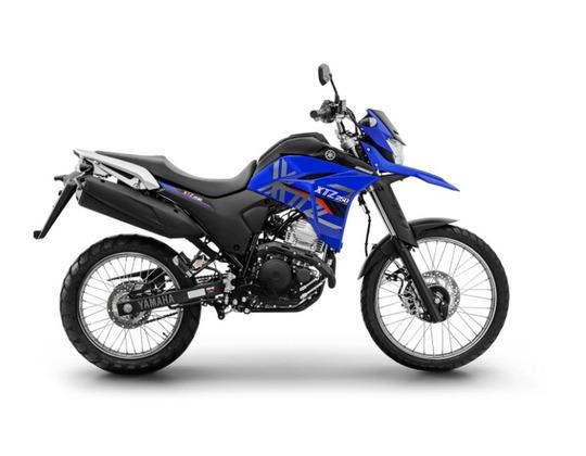 Yamaha XTZ 250 A
