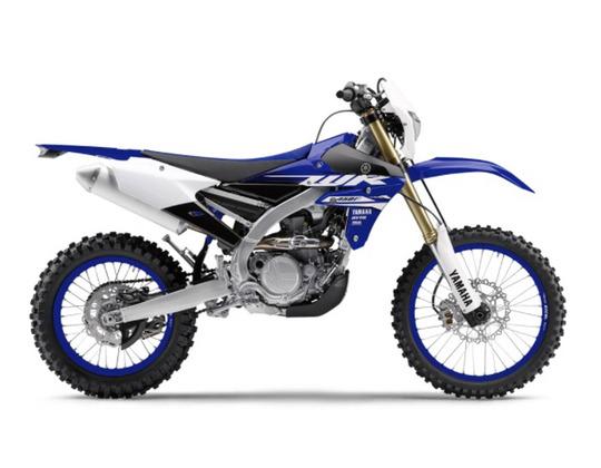 Yamaha WR450F