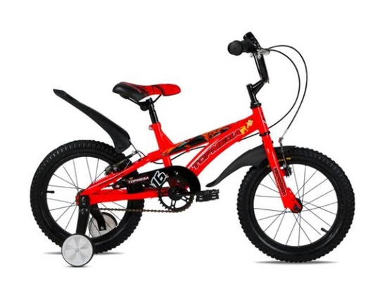 Bicicleta Topmega Crossboy R16
