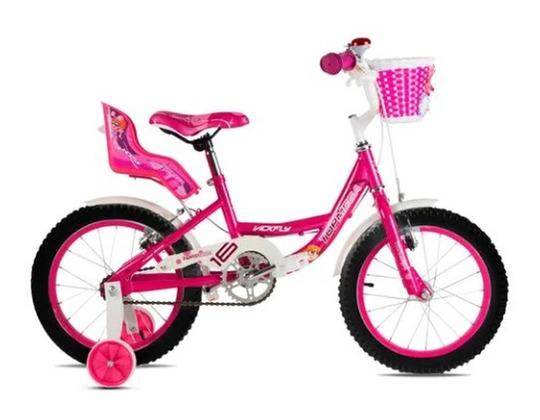 Bicicleta Topmega Vickfly R12